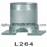 Moulage sous pression en aluminium haute qualité pour les pièces automobiles