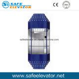 Constructeur de la Chine d'ascenseur de Panoramicr de prix concurrentiel