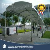 barraca do arco de 3X12m em eventos de Propriedades Corporation
