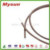 Провод PVC медного сердечника водоустойчивый изолированный гибкий электрический