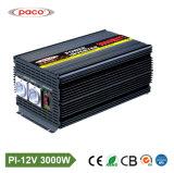 Значениями Paco off Grid 12V 3000 Вт постоянного тока AC Car инвертирующий усилитель мощности
