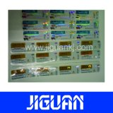 Custom 10ml 100 flacons Primopro une étiquette holographique