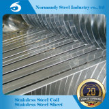Bande d'acier inoxydable de fini de Ba d'ASTM 202 pour la vaisselle de cuisine et la construction