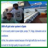 Система панели солнечных батарей поставкы наивысшей мощности 1000 ватт