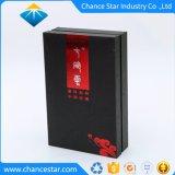 Kundenspezifischer Farben-Teebeutel-Papierkarten-verpackenkasten