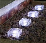 Diseño de bloques de hielo de la simplicidad de la luz solar para jardín Decoración
