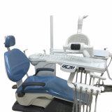 Silla dental controlada por ordenador de cuero dura de la unidad