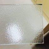 고품질 부드럽게 한 장식무늬가 든 유리 제품