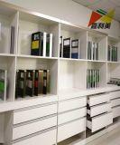 Profilo di alluminio anodizzato sporto della mobilia per le forniture di ufficio