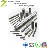 Алюминия CNC полировка вал для механических деталей