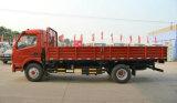 No. 1 capitán vendedor caliente 125 HP 5 de Dongfeng/Dfm/DFAC/Dfcv - carro ligero del camión de la tonelada
