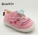 Ботинки младенца мягкого единственного причудливый шаржа младенческие Newborn
