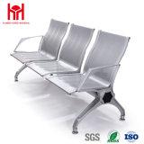 Billig 3 Seaters Edelstahl-Wartestuhl-Flughafen-Stuhl