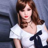 кукла секса TPE малого комода 165cm привлекательная твердая для человека