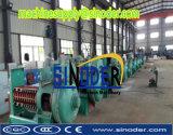 Planta de la extracción de petróleo de la soja/prensa de petróleo para el germen de girasol