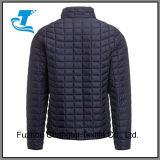 Куртка людей выстеганная облегченной полной выстеганная застежка-молнией