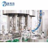 Máquina de enchimento Carbonated automática engarrafada pequena do refresco da bebida