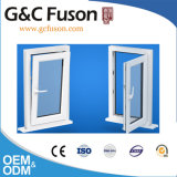 Guichet en aluminium de tissu pour rideaux d'ouverture de compartiment de bonne qualité de Chine