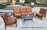 Klassisches Garten-Schwätzchen-Sofa-gesetzte Möbel