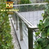 Corrimão decorativos em aço inoxidável Post para varanda