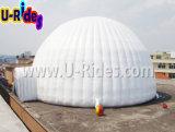 30m 넓은 잔디밭 사건을%s 팽창식 거대한 백색 돔 천막