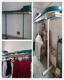Vollautomatisches industrielles, Wäscherei-Kleidung, die Richtung, (automatische, verfolgt Trockenreinigungförderanlage)