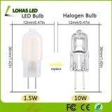 Ampola equivalente do diodo emissor de luz 5800K do bulbo de halogênio de G4 1.5W 10W para a iluminação Home