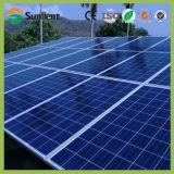 Poly picovolte panneau solaire cristallin de la haute performance 260W