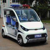 4 de Elektrische Patrouillewagen van de persoon voor Verkoop (Lt.-S4. PAC)