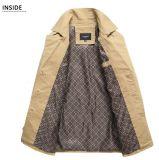 OEM Wholesales último projeto homens Outono Business Casual camisa de algodão lavados ao ar livre