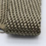 Bande anti-calorique de basalte d'enveloppe de volcan avec le fil inoxidable