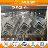 La série 6000 Alliage en aluminium 10mm épais en aluminium barre plate