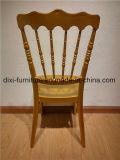 Оптовый алюминиевый стул Banque Наполеон Chiavari гостиницы