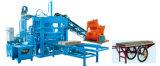 Qté4-20D'une machine automatique de la fabrication de briques de béton