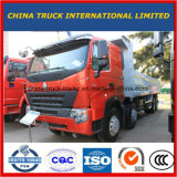 8X4 40 tonnes Heavy Duty HOWO chariot A7 Camion-benne