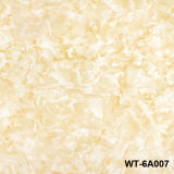 tegel van het Porselein van 60X60cm de Marmeren, de Verglaasde Opgepoetste Marmeren Tegel van de Bevloering, de Verglaasde Marmeren Tegel van de Vloer van het Porselein (wg-6C08Q)