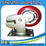 Roue en acier de faisceau de brevet avec le frein