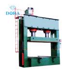 Caixa de madeira contraplacada hidráulico da máquina de pressão a frio