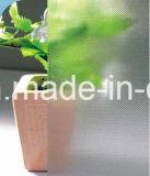 Le verre trempé Ultra blanc 3,2 4mm Bord rond en verre solaire
