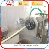 내뿜어진 옥수수 코어 채우는 간식 압출기 기계