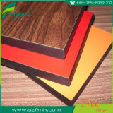 La décoration du grain du bois stratifié 1-30mm feuilles