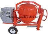 16 do cilindro de aço de anel de engrenagem pés cúbicos de misturador concreto portátil de motor Diesel