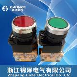 La38 22mm flach ohne Lampen-Drucktastenschalter/Tasten-Schalter