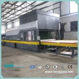 Landglass Plana/dobrar a linha de produção de vidro temperado
