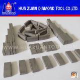 Diamant Core Bit Segment pour Reinforce Concrete