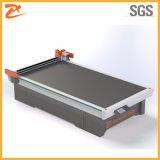 Corte de cuchilla Digital arrugar la máquina para hacer caja de cartón ondulado