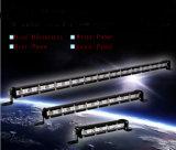 Mini 144W Тонкий светодиодный индикатор бар водонепроницаемый один бар освещения заднего ряда цилиндров