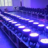 더 밝은 120X3w LED 동위는 점화할 수 있다