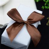 Großhandels-Polyester-Satin-Geschenk-Kasten-Verpackungs-Farbband-Bögen