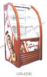 Refrigerador da bebida da alta qualidade com diodo emissor de luz